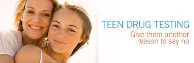 teen drug testing